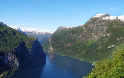 Zorgcruise Noorse Fjorden 23 mei 2020