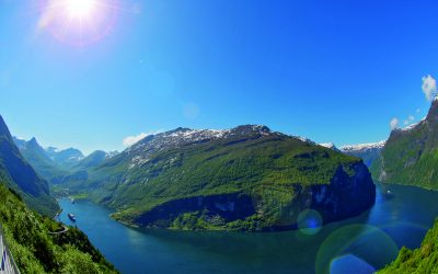 Dialysecruise naar Noorwegen