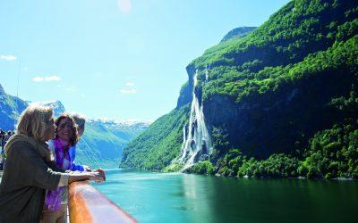 Zorgcruise Noorse Fjorden 23 augustus 2020